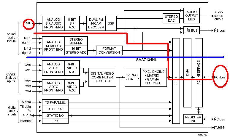 cd1353cp伴音电路图